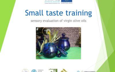 10. Small taste training